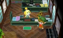 In New Leaf, you can play as the mayor.